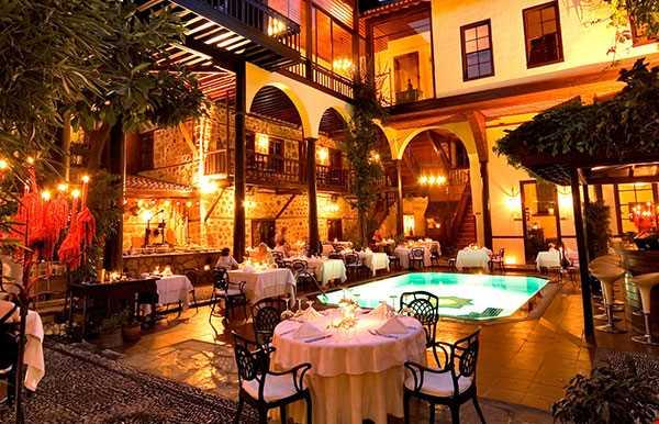 Alp Paşa Boutique Hotel