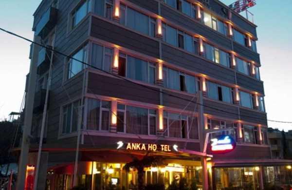 Anka Business Park Otel