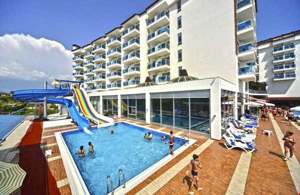 Çenger Beach Resort Spa Hotel