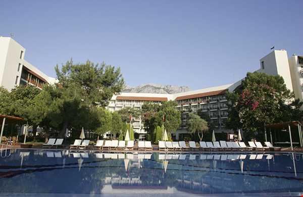 Club Med Palmiye Kemer