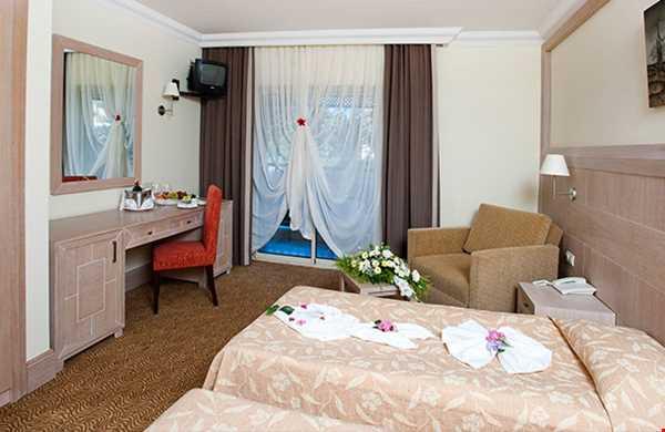 Crystal Hotels Paraiso Verde Boğazkent