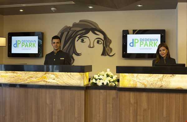 Dedeman Park Gaziantep Hotel
