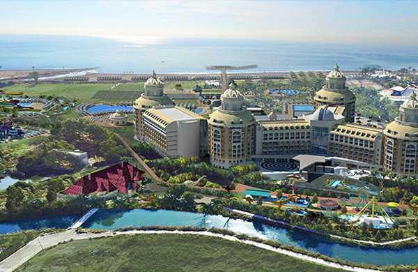 Delphin Botanik Exclusive Resort Lara