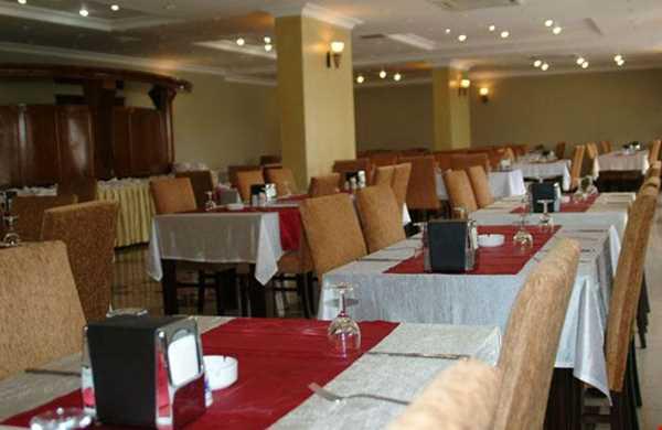 Green Hamamat Termal Resort Otel Spa