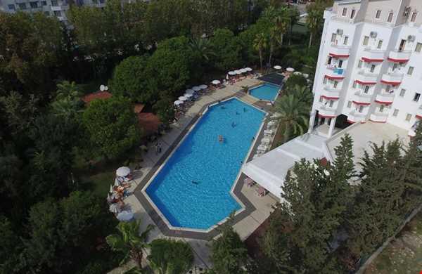 Green Peace Hotel Alanya