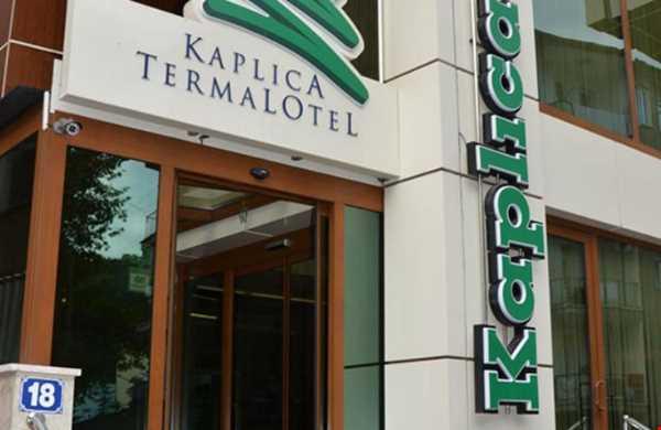 Kaplıca Termal Otel Kızılcahamam