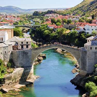 Kurban Bayramı Özel Otobüslü Baştan Başa Balkanlar (17-25 Ağustos)